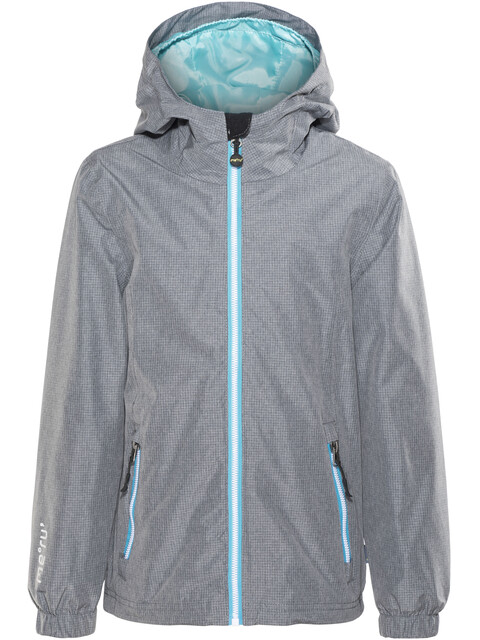 Meru Fremont Jacket Girls Mid Grey